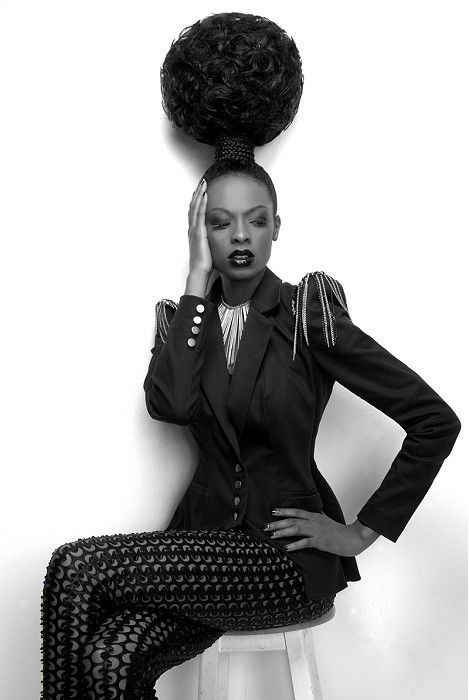 Groovy 1000 Images About Hair Show On Pinterest Hair Shows Black Short Hairstyles Gunalazisus