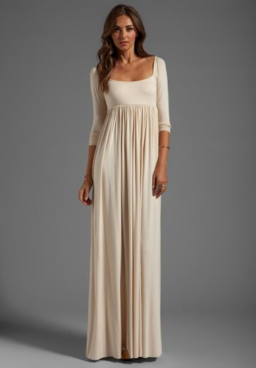 RACHEL PALLY Isa Dress in Cream - New