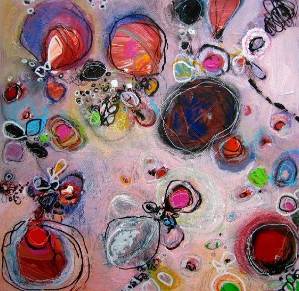 Картинки Абстрактные картины маслом (CX-031) на ru.Made-in-China.com