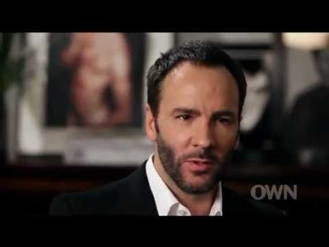 Mr. Tom Ford: INSIDE THE CREATIVE MIND. Watch it when you have time.