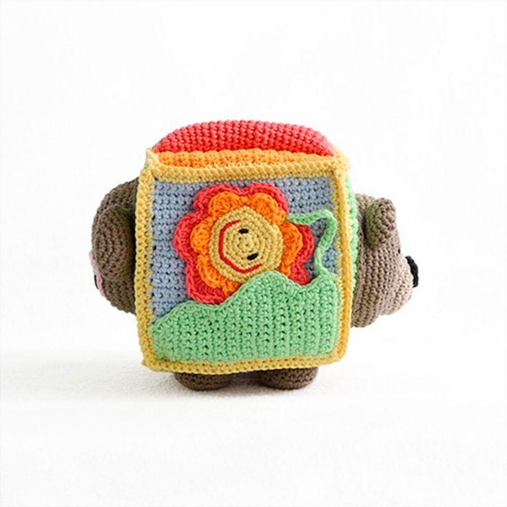 Didactic Cube - Allcrochetpatterns.net in 2020   Crochet ...