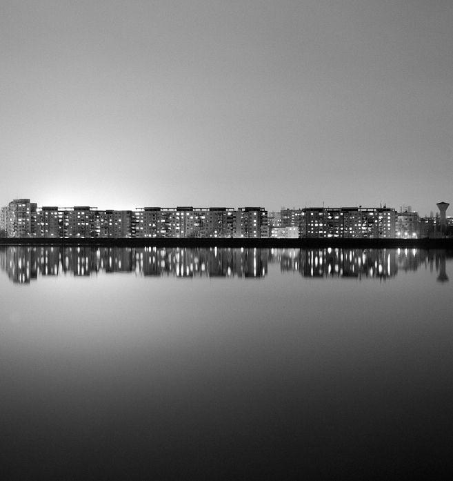 #architecture #landscape #mirror