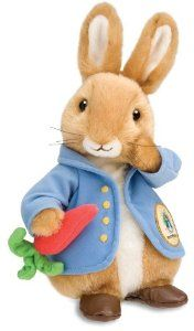 Amazon.com: The World of Beatrix Potter: Collectible Peter Rabbit by Kids Preferred: Toys & Games