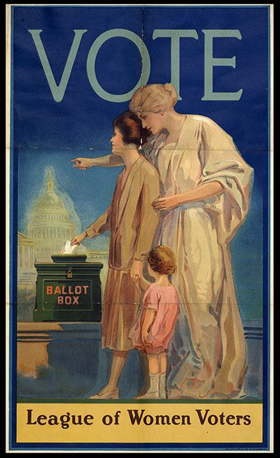 They fought for us. Honor them by VOTING!