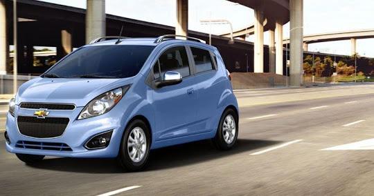 ChevroBlog Argentina: Nuevo Spark 2013 aparece en la web de Chevrolet