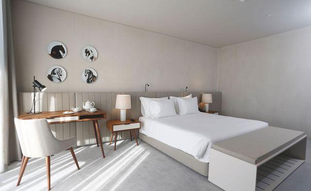 Les 25 meilleures id es concernant bancs t te de lit sur for Chambre design nature