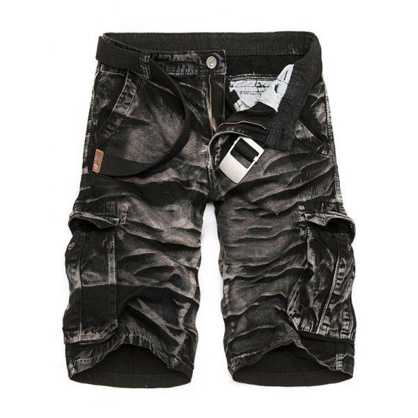 $20.62 Hot Sale Camo Cargo Shorts For Men