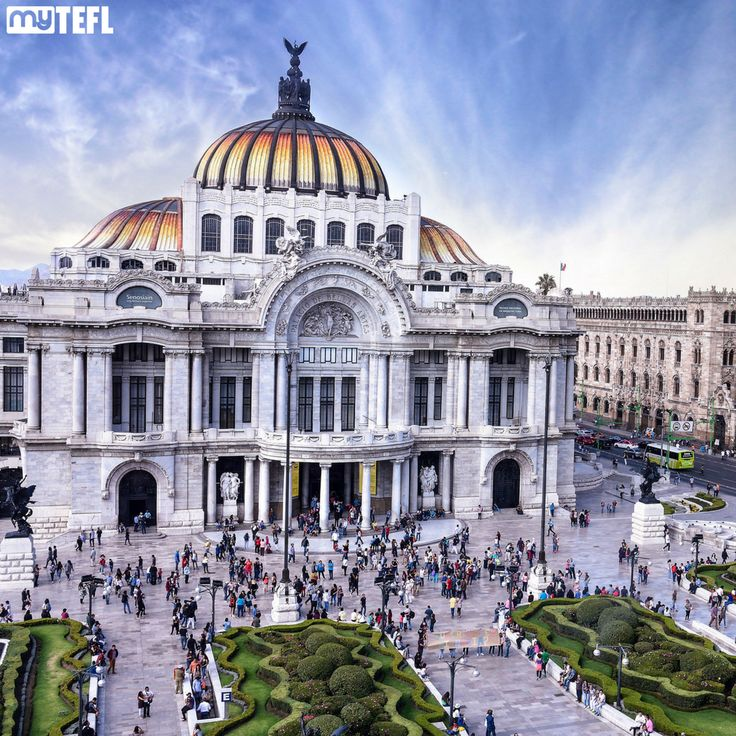Mexico is a TEFL destination on the up! Beaches, rolling surf, wild weekend parties, awesome Mayan ruins and more combine! #TEFL #Travel #Mexico #MexicoTEFL #explore #Americas #TESOL #tesollife #rtw #backpackers #backpack #getoutthere #seetheworld #worldtravelers #RTWbackpackers #Mexicocity #Guadalajara #Oaxaca #Cancun #Yucatan