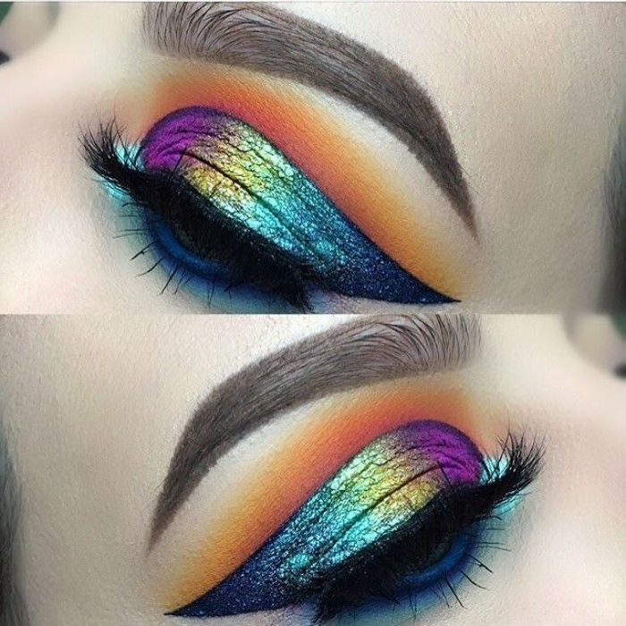 Cool makeup styles