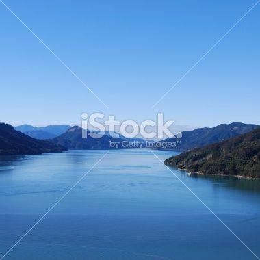 Kenepuru Sound, Marlborough Sounds, NZ Royalty Free Stock Photo