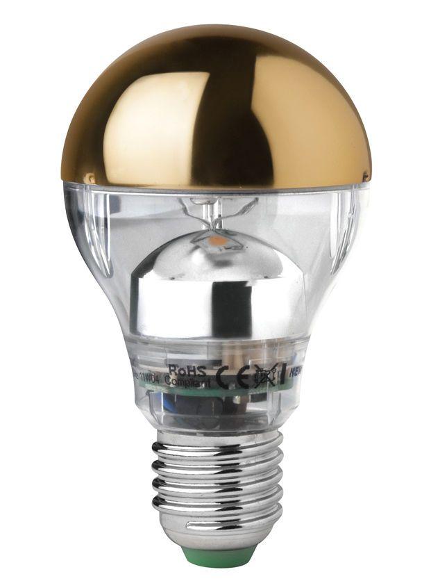 MEGAMAN® LED Bulb in Gold