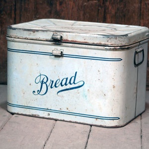 Rustic Bread Box now featured on Fab....love these too...have a few of them...
