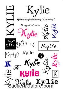 7 best kylie images on pinterest kylie baby names and kid names name kylie google search urtaz Gallery