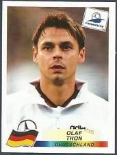 Image result for france 98 panini deutschland thon