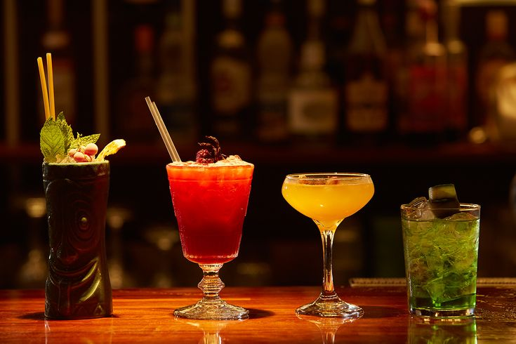 """There is a Cocktail paradise at """"Thalassa"""" Restaurant & Bar!"""