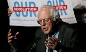 Bernie Sanders says Trump voters aren't 'deplorable' in jab aimed at Clinton camp | US news | The Guardian