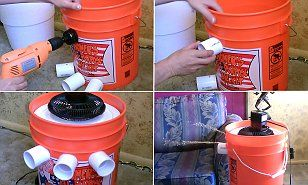 DIY expert reveals how you can create a homemade air conditioner   Daily Mail Online