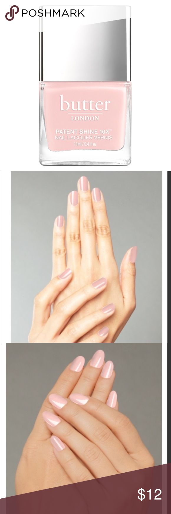 Star dust nail lacquer guerlain 25 - New Butter London Nail Polish A Soft Light Pink Cr Me Nail Polish With Full Coverage And
