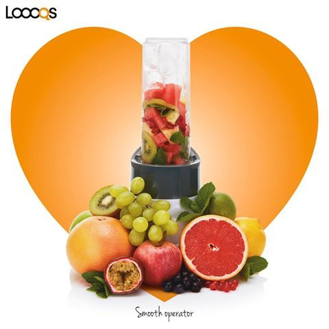 Loooqs smoothie maker... coming to our store in 2016. www.geminioctopus.co.za