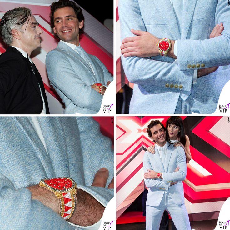 """Mika X Factor - in his Walter Van Beirendonck """"watch"""""""