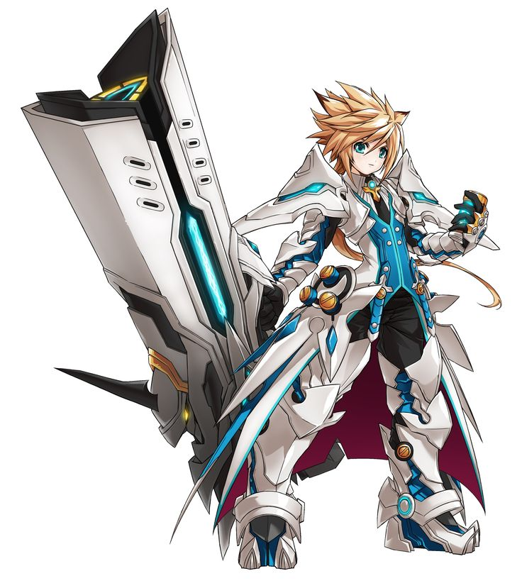 RESS, Elsword, Tactical Trooper (Chung), Chung (Elsword), Huge Weapon, Cannon
