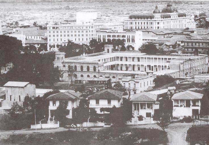 Casas barrio Granada Batallón Pichincha