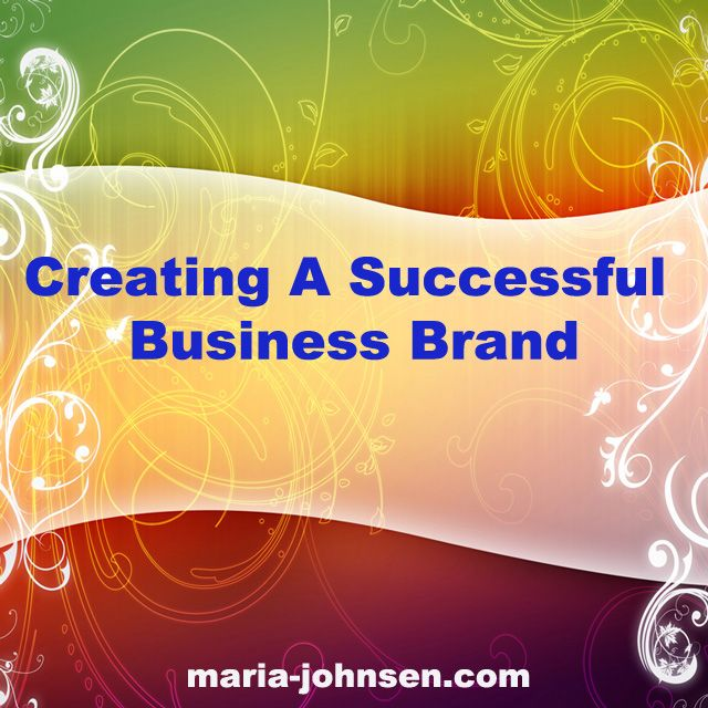 Creating A Successful Business Brand | Multilingual SEO Blog