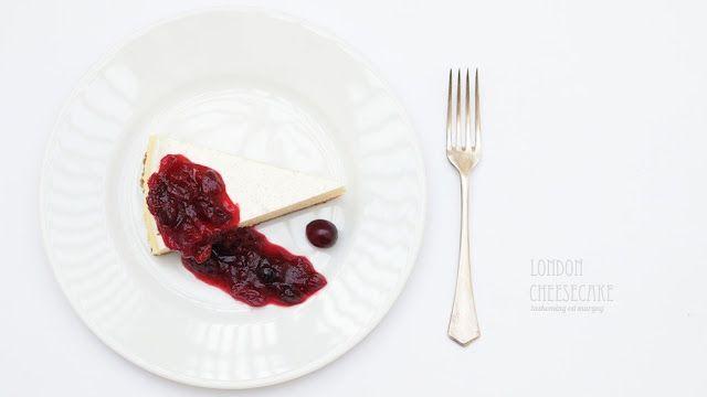 Laskominy od Maryny: Londýnský cheesecake