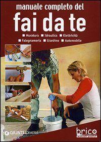 #(usato) manuale completo del fai da te. edizione Giunti demetra  ad Euro 8.04 in #Giunti demetra #Libri