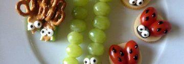 Deze insecten snacks zijn een gezond snoep alternatief voor kids en kinderfeestjes!