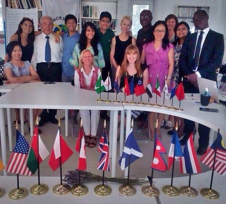 UnforgettableWorld Kindness France LaunchSuccessAMAZING trip!@SydneyCityTV @WorldKindnessMo @worldkindnessau