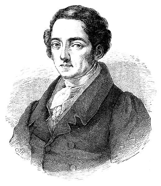 Joseph von Fraunhofer discovered the spectral lines from which we have discovered so much about the elements that make up our universe. See more info on