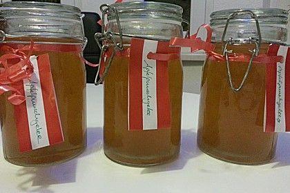 Apfelpunsch - Gelee (Rezept mit Bild) von feentrampel | Chefkoch.de