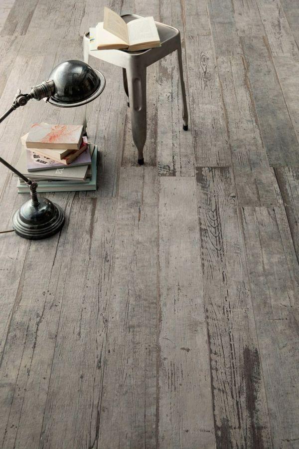 Ceramica SantAgostino Fliesen Holzoptik Boden Gestalten