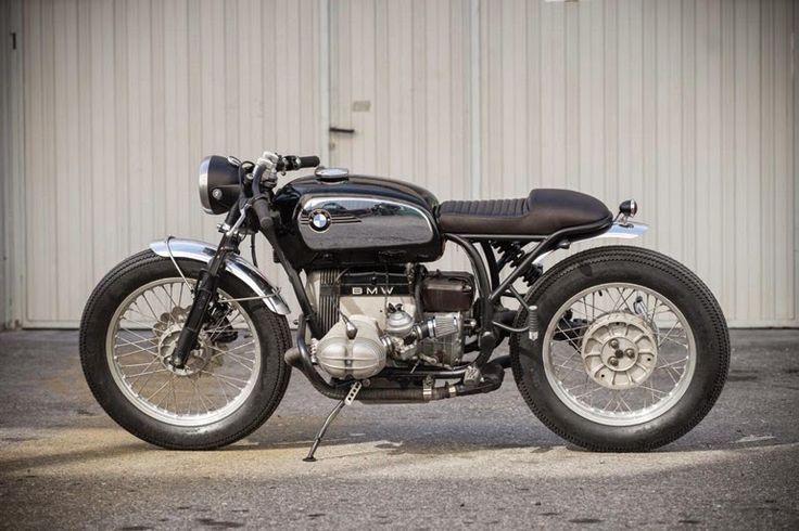 BMW R80ST:: Cafe Racer Dreams.   8negro