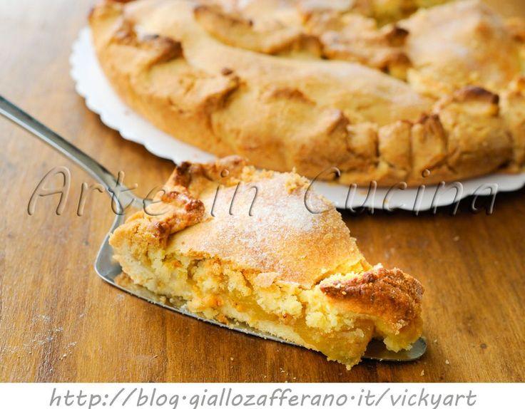 Torta di mele inglese ricetta facile, dolce da merenda, colazione, torta di mele con pasta frolla, apple pie, dolce ottimo anche dopo cena, ricetta semplice con le mele