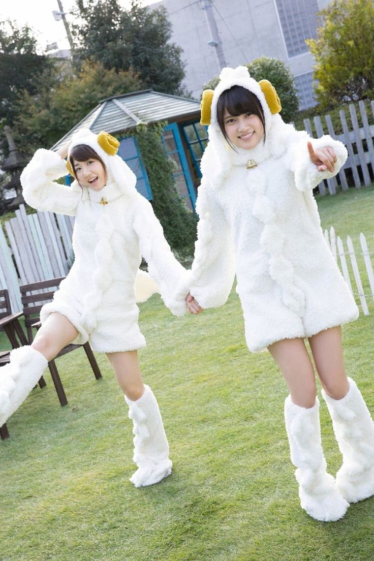Kashiwagi Yuki, Anna Iriyama cosplay #AKB48