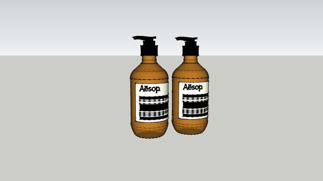 Aesop Bottles - 3D Warehouse