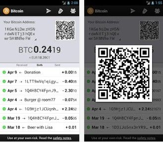 Bitcoin Wallet app review - another great article from Brandon Hurst