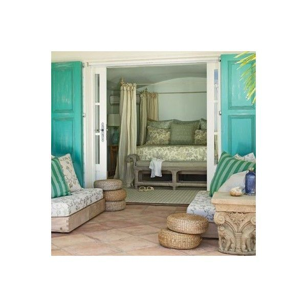 Romantic Camere: Camere interioară în aer liber