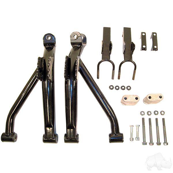 """Yamaha G2-G20 Golf Cart Lift Kit - 6"""""""" A-Arm Lift (Gas/Elec. 1985-2002)"""