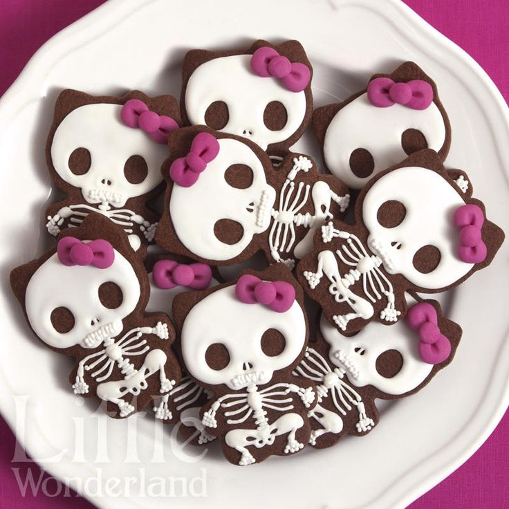 Halloween cookies | Little Wonderland | Cookie Connection
