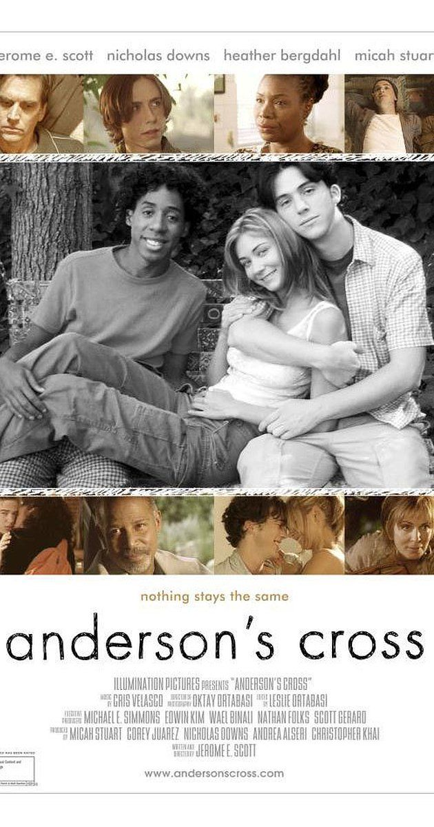 Directed by Jerome Elston Scott.  With Michael Warren, Joanna Cassidy, Joyce Guy, Bill Moseley. Nick Anderson, Kevin Daniels, and Tracey Green do everything together. They are the best of friends, and yet they couldn't be more different. Neighbors from adolescence, they finish each other's thoughts and sentences, joys and pains, happiness and tears. Using Nick's house as their own members only clubhouse, they escape into their own world of contentment. Yet the inevitable intrusion...