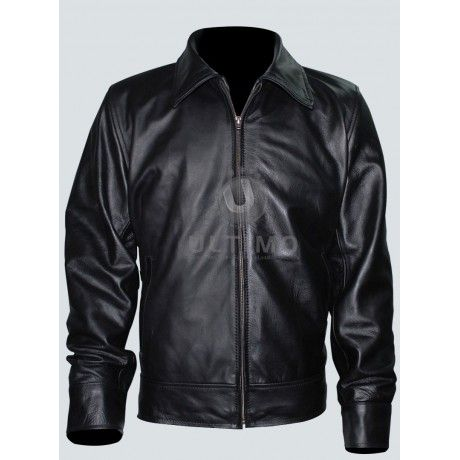 American Gangster Richie Roberts (Russell Crowe) Leather Jacket   If you are looking forward to get the celebrity clothing's from the movies then you have come to the right place. If you are inspired by the detective, gangster movies and many other, then you must also be a fan of the clothing whic