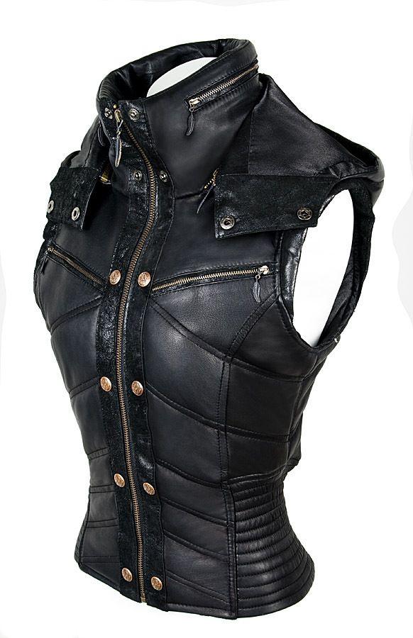 Puma Vest 2.0 - Custom Leather Edition
