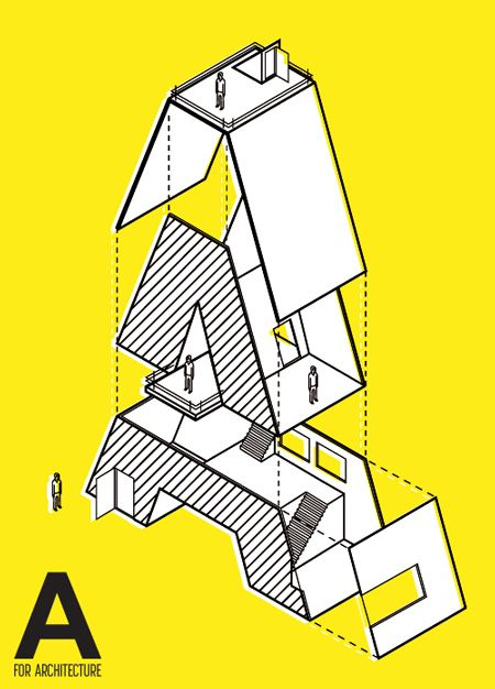 """A for Architecture"" 
