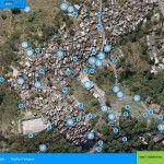 Un ejemplo interesante de la visualización de información es Mapa Falante, en Rio de Janeiro, un mapa digital de las dificultades de los barrios cariocas. Hugo Pardo Kuklinski • @Hugo_pardo