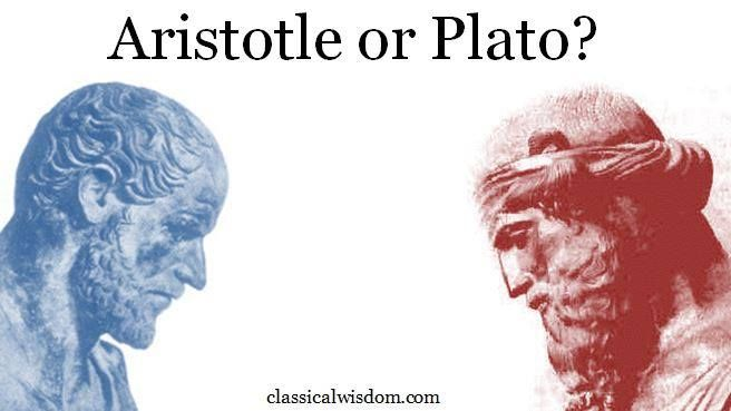 platonic and aristotelian perception of architecture philosophy essay A timeline of philosophy all major thinkers and their descriptions in one large easy to navigate view.