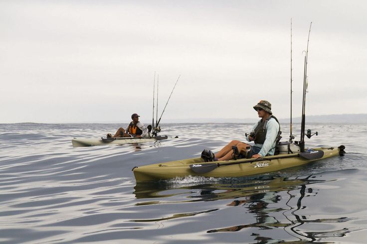 kayak de peche mirage hobie revolution - Recherche Google