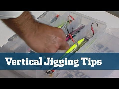 Florida Sport Fishing TV - Vertical Jigging Tips Tackle Techniques Lures - (More info on: https://1-W-W.COM/fishing/florida-sport-fishing-tv-vertical-jigging-tips-tackle-techniques-lures/)